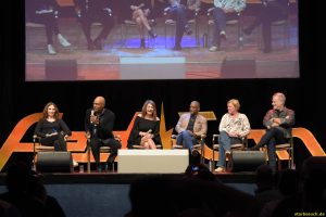 Bonn, Germany. 4th Jun, 2017. FedCon 26, Europe's Biggest Star Trek Convention - Day 3
