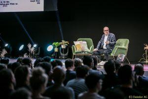 Expert Talk: Hans Ulrich Obrist