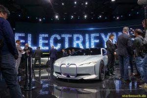 IAA Impressionen, BMW