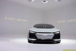 Audi Aicon, Luxus Konzeptauto