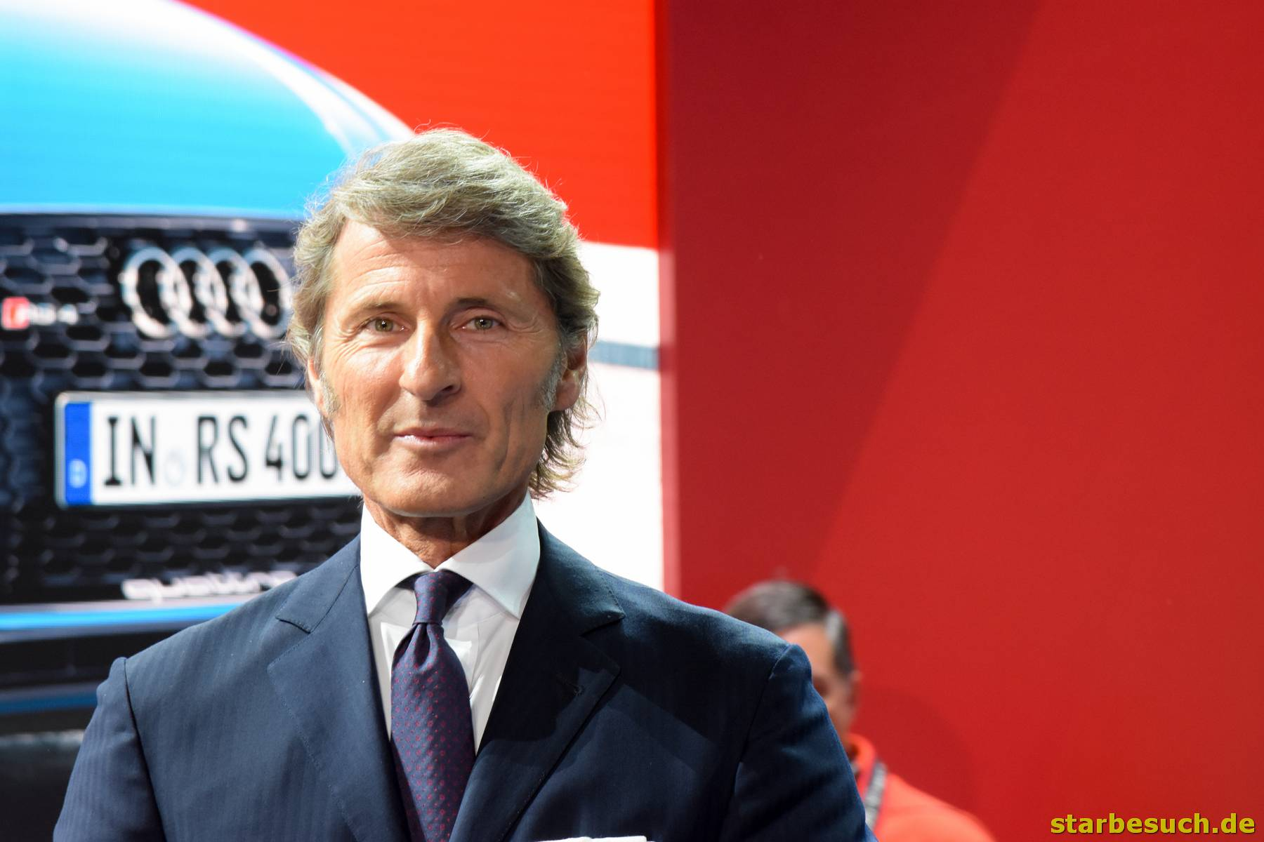 Stephan Winkelmann, CEO Audi Sports