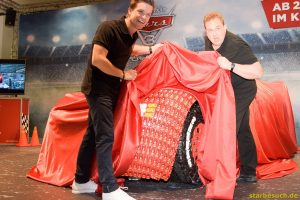 Photocall CARS 3: EVOLUTION