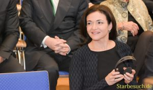 Sheryl Sandberg, Facebook COO