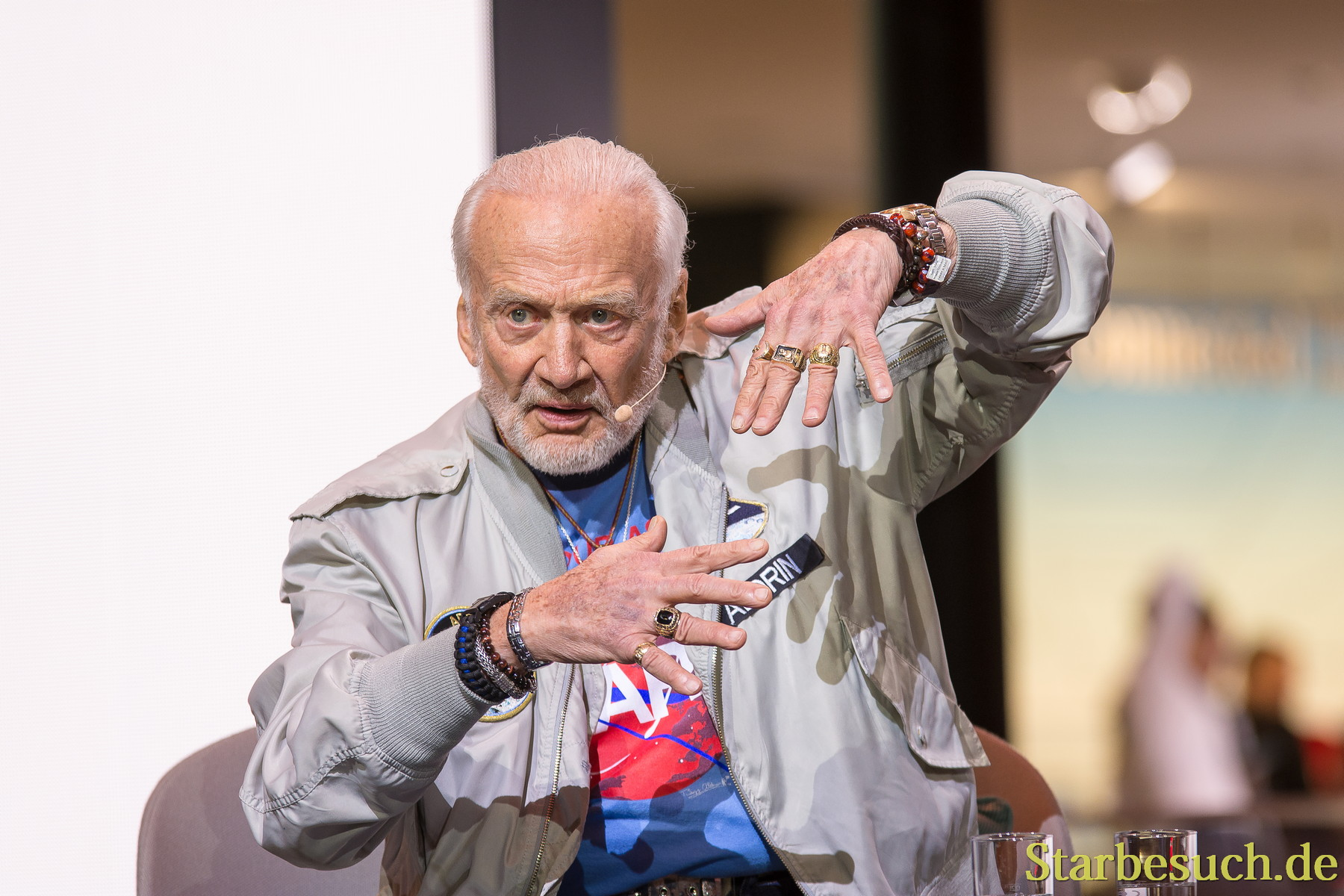 Buzz Aldrin, Apollo 11 Astronaut