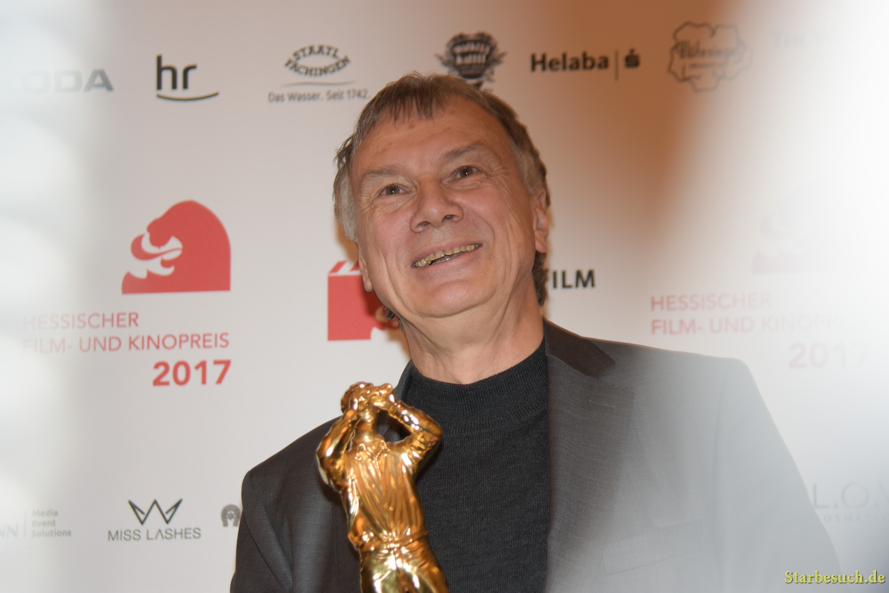 Thomas Frickels, Hessischer Film- und Kinopreis 2017, Alte Oper Frankfurt/Main, Germany
