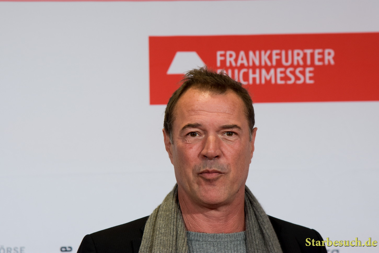 Sebastian Kochi arriving on the red carpet for the Frankfurt Bookfair / Buchmesse Frankfurt 2017