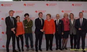 Red carpet for the Frankfurt Bookfair / Buchmesse Frankfurt 2017 , Group photo