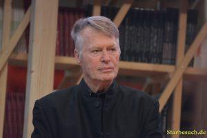 Jean Marie Gustave Le Clezio, author, Prix des cinq continents de la Francophonie, Frankfurt Bookfair / Buchmesse Frankfurt 2017