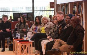 Prix des cinq continents de la Francophonie Jury, Frankfurt Bookfair / Buchmesse Frankfurt 2017