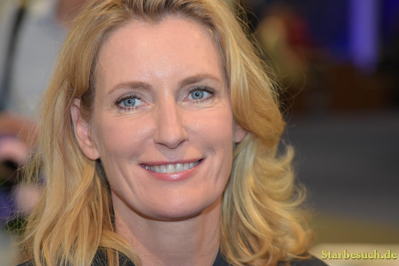 Maria Furtwängler (* 1966), german actress, Frankfurt Bookfair / Buchmesse Frankfurt 2017