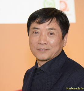 Cao Wenxuan, chinese childrens author, at Frankfurt Bookfair / Buchmesse Frankfurt 2017