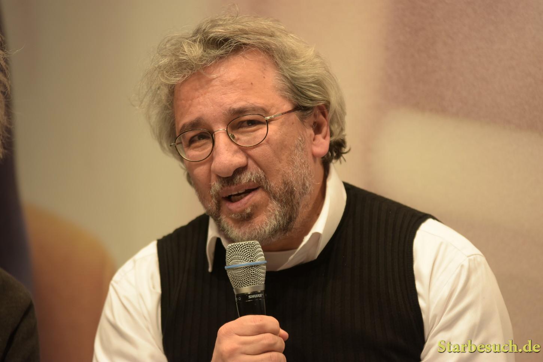 Can Dündar, turkish writer and journalist, Frankfurt Bookfair / Buchmesse Frankfurt 2017
