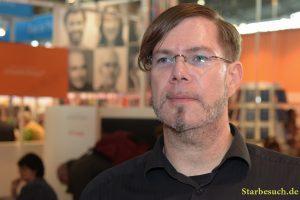 Markus Heitz, writer, Frankfurt Bookfair / Buchmesse Frankfurt 2017