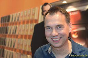 Sebastian Fitzek, writer, Frankfurt Bookfair / Buchmesse Frankfurt 2017