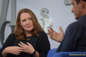 Paula Hawkins, british writer, Frankfurt Bookfair / Buchmesse Frankfurt 2017
