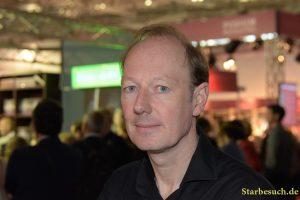 Martin Sonneborn, german comedian, politician and founder of 'Die Partei' Frankfurt Bookfair / Buchmesse Frankfurt 2017