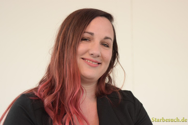 Jennifer L. Armentrout, US bestselling writer, Frankfurt Bookfair / Buchmesse Frankfurt 2017