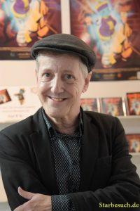 Santiago Ziesmer, voice actor, Frankfurt Bookfair / Buchmesse Frankfurt 2017