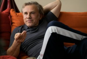 Christoph Waltz plays Dusan Mirkovic in Downsizing from Paramount Pictures.