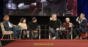 Dortmund, Germany - December 9th 2017: Game of Thrones Panel, German Comic Con Dortmund.More than 30 celebrities attended the event to meet their fans sign autographs and do photo shoots.