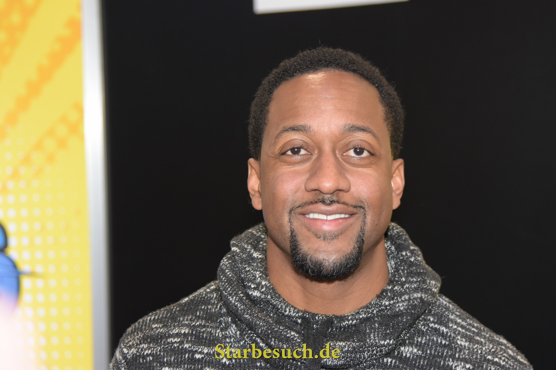 Dortmund, Germany - December 9th 2017: US Actor Jaleel White (* 1976, Steve Urkel on Family Matters, Dreamgirls, Boston Legal, House, Psych) at German Comic Con Dortmund.