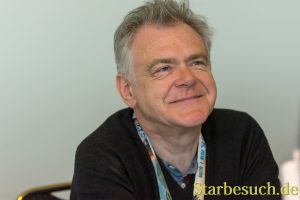Actor Kevin McNally at MagicCon 2018