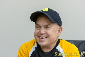Actor Martin Klebba at MagicCon 2018