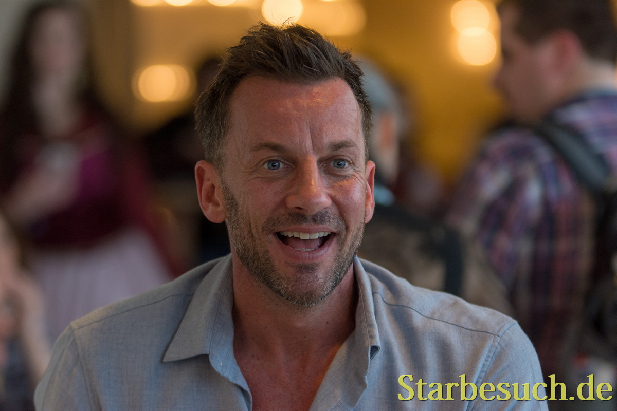 Actor Craig Parker at MagicCon 2018