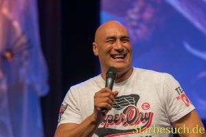 Actor Shane Rangi at MagicCon 2018