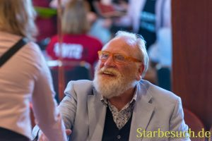 Actor James Cosmo at MagicCon 2018
