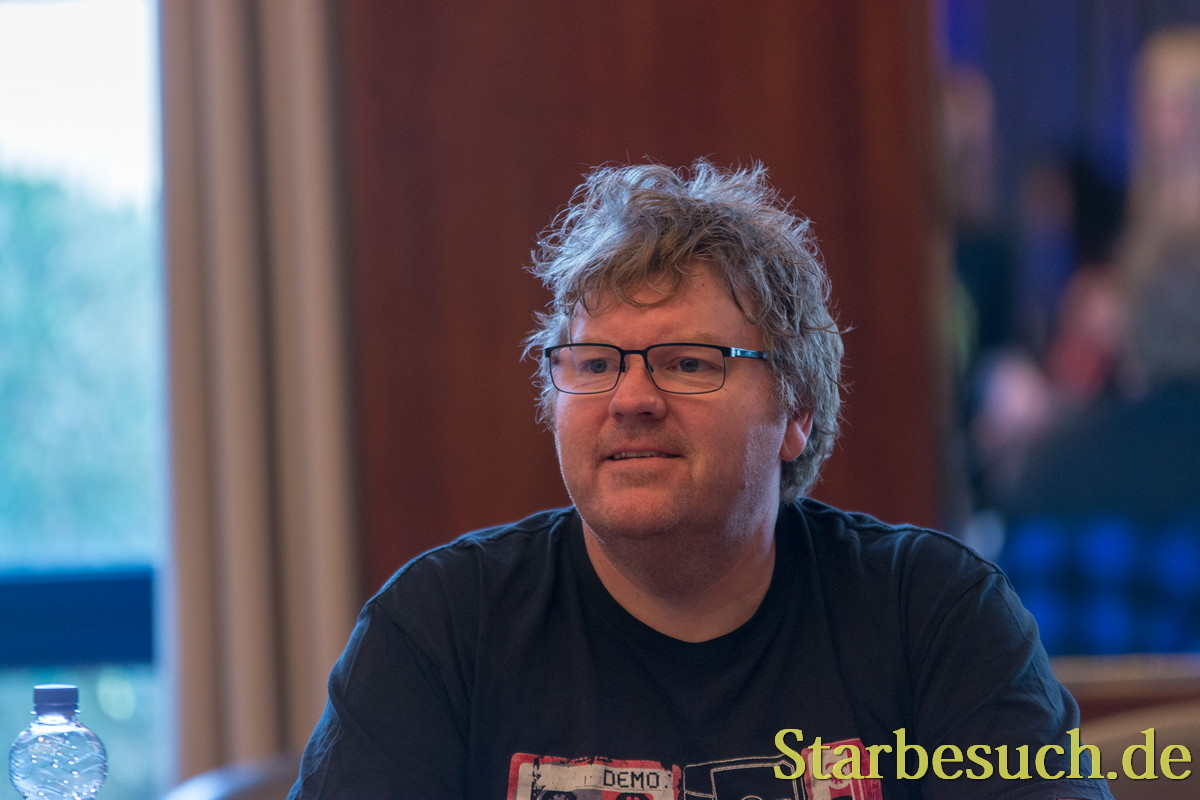 Actor Stephen Hunter at MagicCon 2018