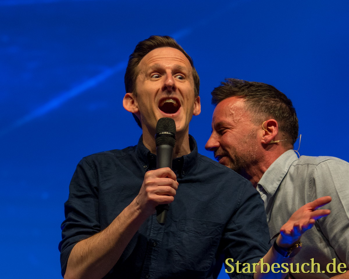Adam Brown, Craig Parker, Improv-Comedy
