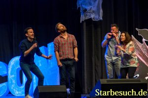 Improv-Comedy with Adam Brown, Dean O'Gorman, Craig Parker, Lori Dungey