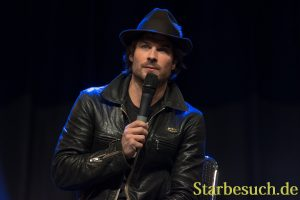 Ian Somerhalder at MagicCon