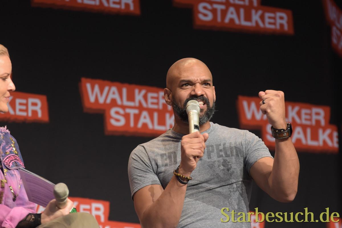Walker Stalker Germany 2018 in Mannheim, Germany - Day 1