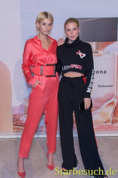Luisa Hartema und Kim Hnizdo