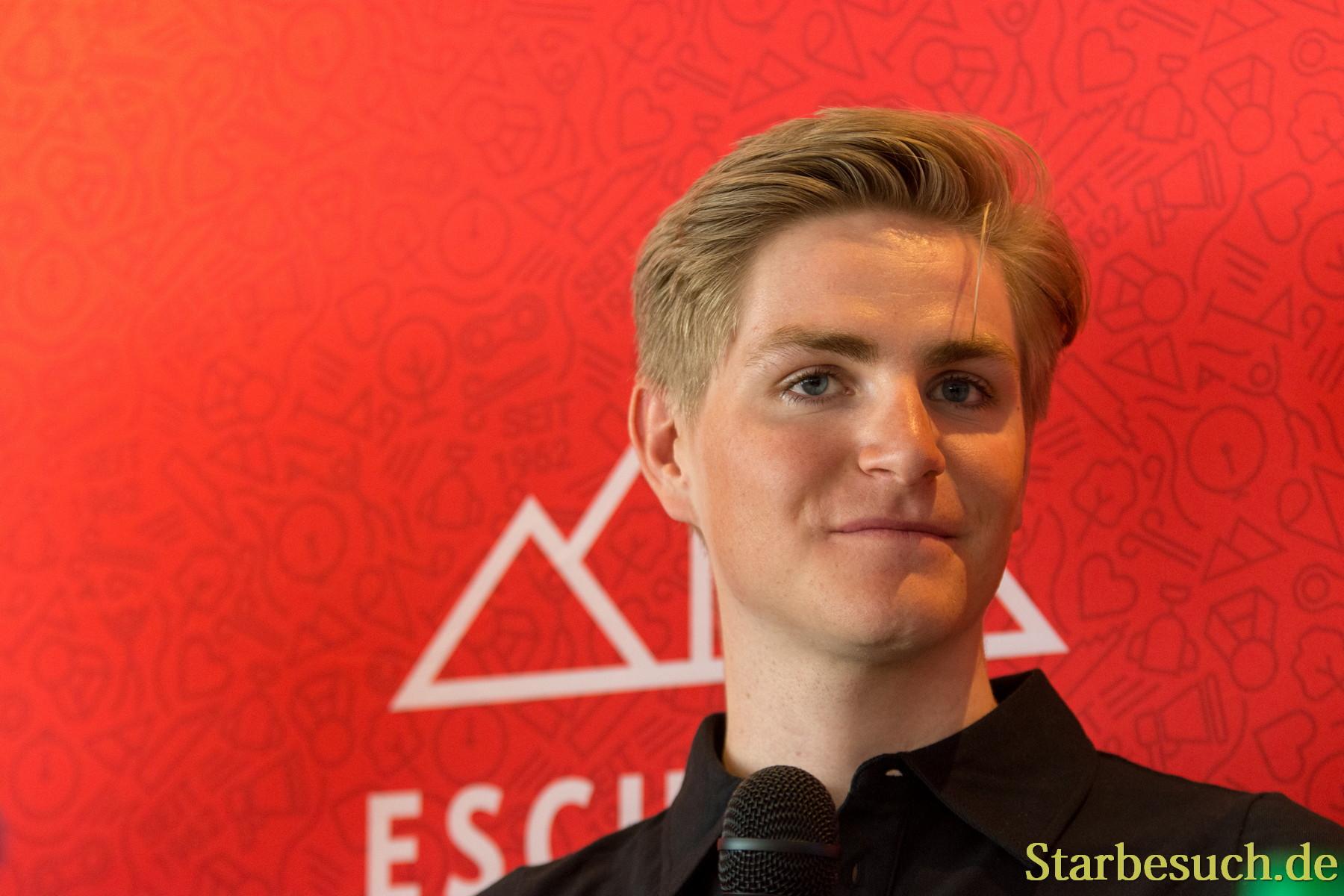Patrick Haller, Deutscher U23-Meister im Zeitfahren