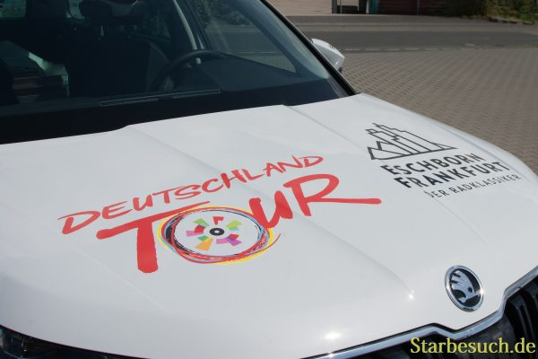 Eschborn-Frankfurt Tourfahrzeug
