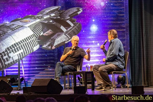 Brent Spiner & Jonathan Frakes Panel