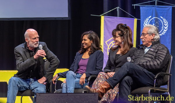 Battlestar Galactica Reunion Panel