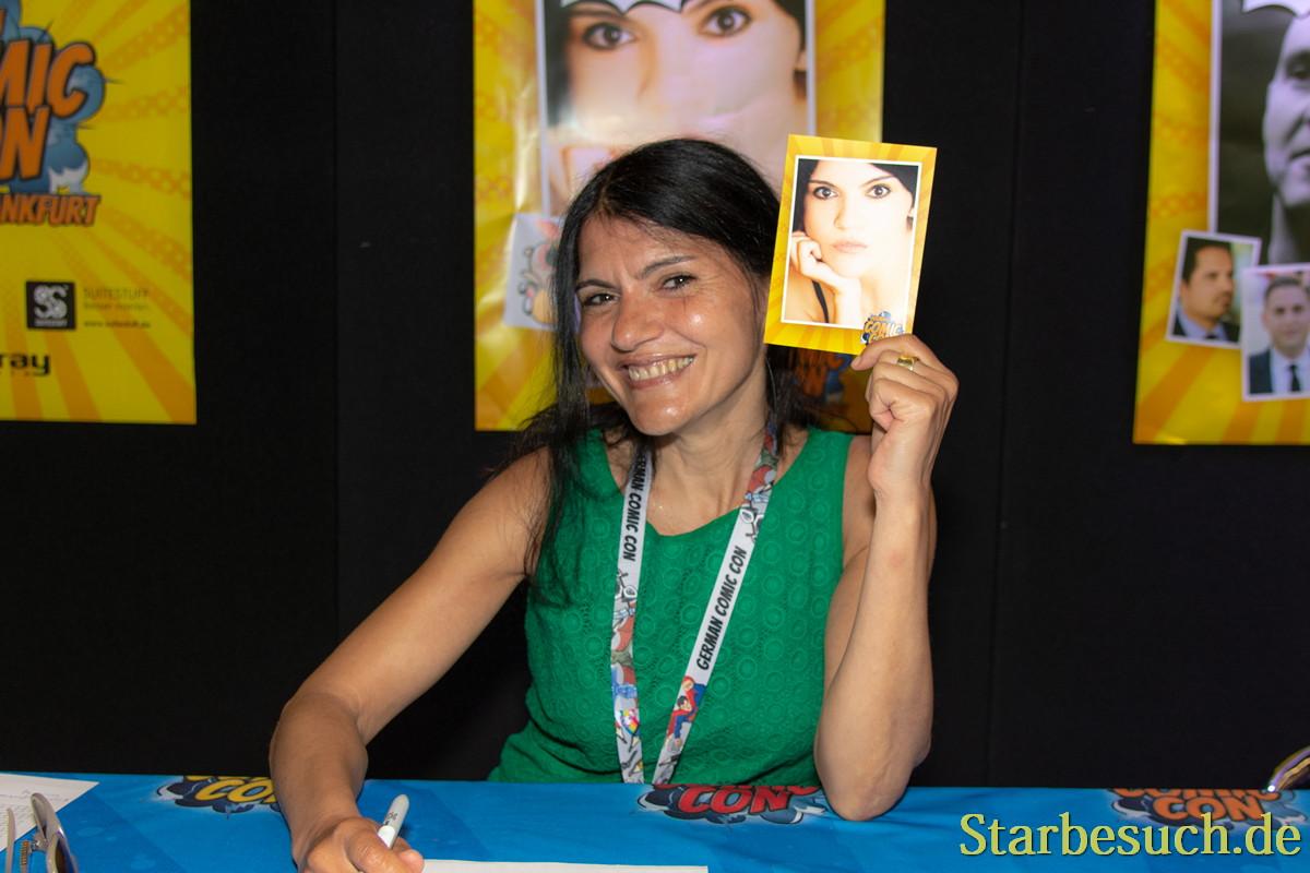 Ghadah Al-Akel, Synchronsprecherin, Deutsche Stimme u.a. von Michelle Rodriguez, Blossom (Power Puff Girls), Pharah (Overwatch)