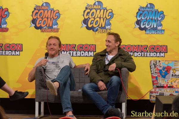 Game of Thrones Panel: Jerome Flynn, Vladimir Furdik
