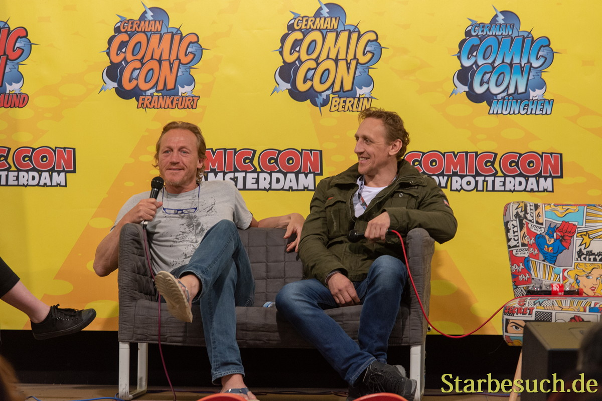 Game of Thrones Panel: Jerome Flynn, Vladimir Furdik