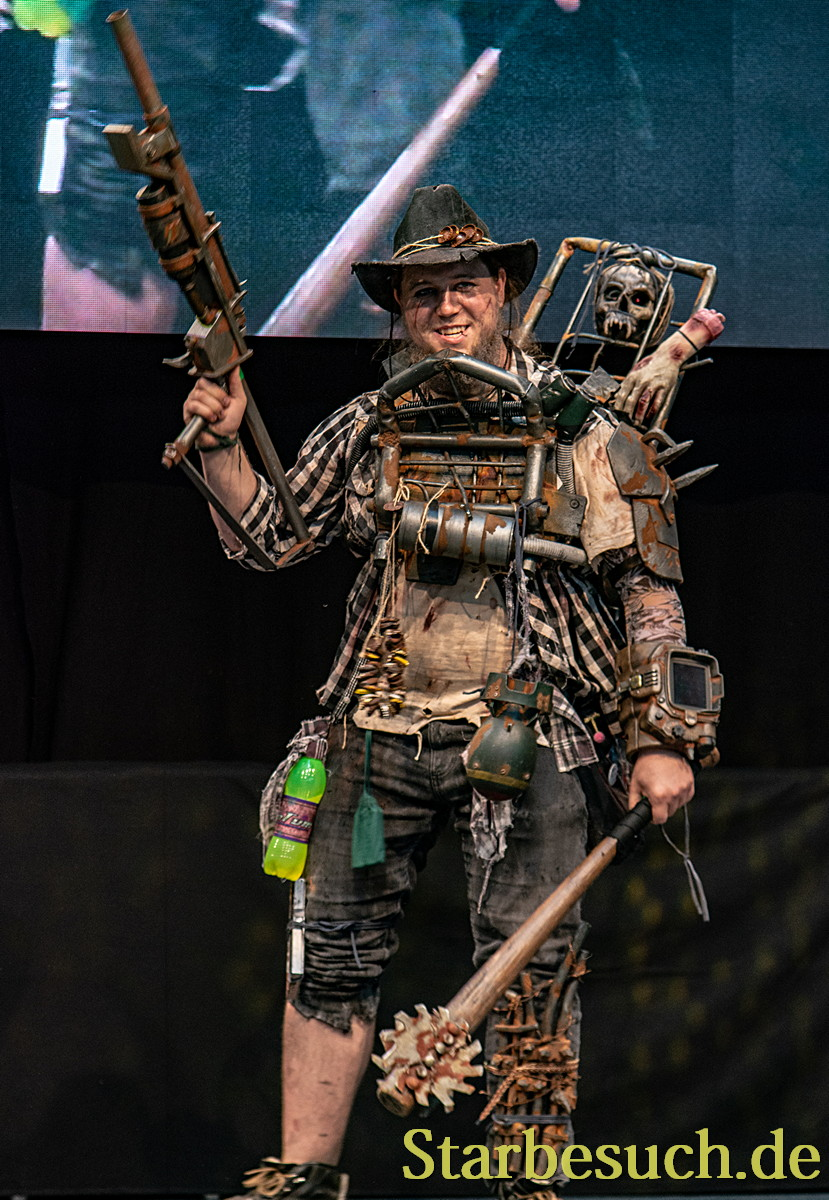 Cosplay - Raider, Fallout 4 by