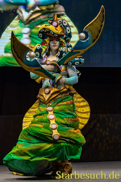 Cosplay - Naga Siren, DOTA 2