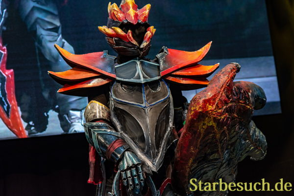 Cosplay - Dragon Knight, DOTA 2