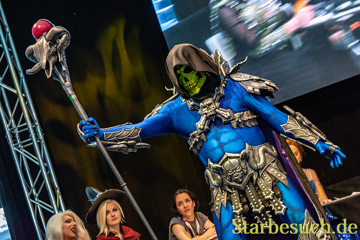 Cosplay - Skeletor from HE-MAN,