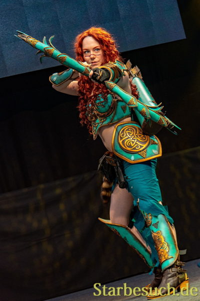 Cosplay - Warrior Messida from Brave by Wynter Phoenix