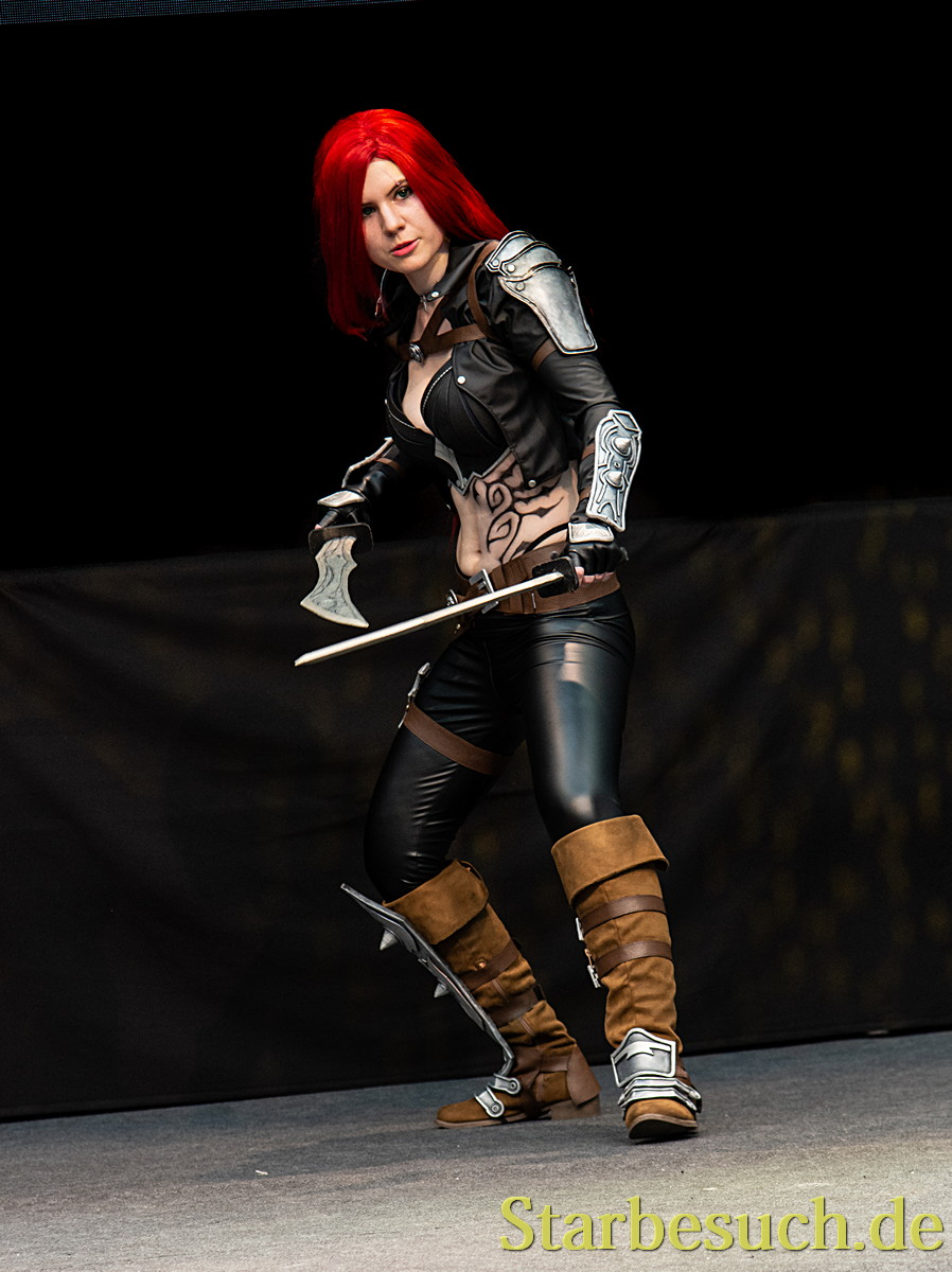 Cosplay - Katarina from LOL by Alteronia