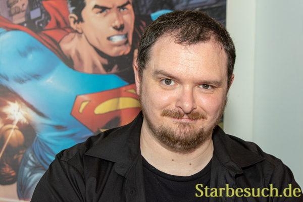 Declan Shalvey - Guardians of The Galaxy, Batman